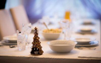 Come mangiare a Natale senza sensi di colpa